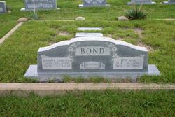 Johnny Sampson Bond