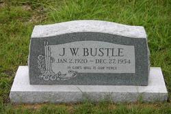 J. W. W Bustle