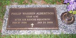 Philip W. Albertson
