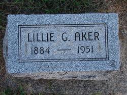 Lillie G. Aker