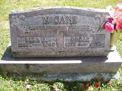 Ella Ada <i>Polley</i> McCane