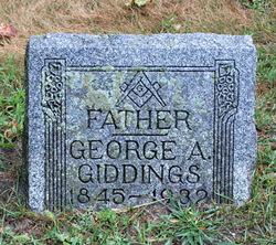 George Almon Giddings