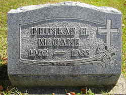 Phineas Henery McCane