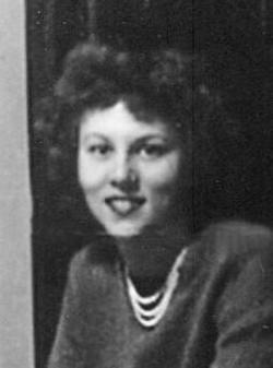 Dorothy Marie <i>Grolmes</i> Lange