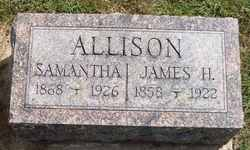 Samantha <i>Barnard</i> Allison