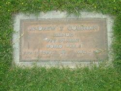 Andrew T Coleman