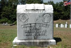 Rev William Wesley Kersh