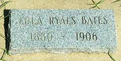 Lula <i>Ryals</i> Bates