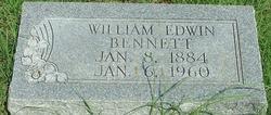 William Edwin Bennett