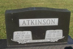 Allen J Atkinson