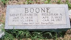 Sarah Elizabeth Boone