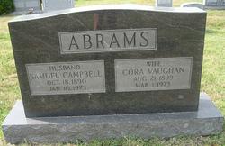Samuel Campbell Abrams