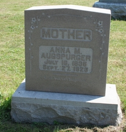 Anna M. Augspurger