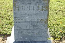 H R Hillis