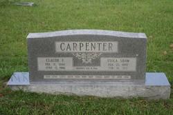 Claude E Carpenter