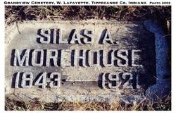 Silas Amos Morehouse