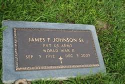 James Firley Johnson, Sr