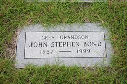 John Stephen Bond