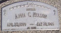 Anna C <i>Petersen</i> Nelson