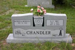 D C Dee Chandler