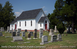Trinity Church Kingston Parish Cemetery