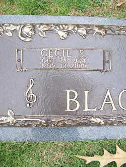 Cecil Stamps Blackwood