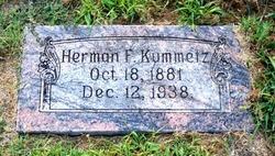 Herman F. Kummetz