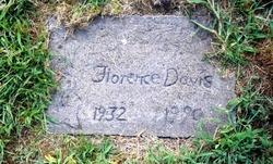 Florence D. <i>Plugge</i> Davis