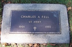Charles Arnold Fell