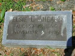 Elsie L Ahearn
