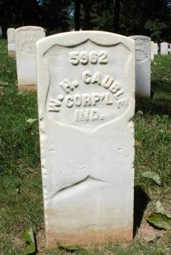 Corp William Henry Cauble