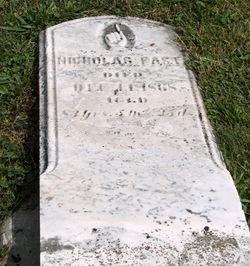 Nicholas Jacob Fast