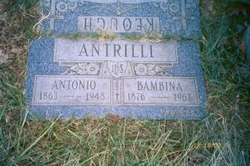 Bambina <i>Cavicchia</i> Antrilli