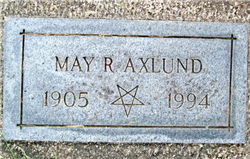 May R Axlund