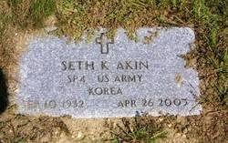 Seth K. Akin
