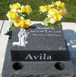 Manuel G. Avila