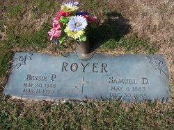 Samuel D. Royer