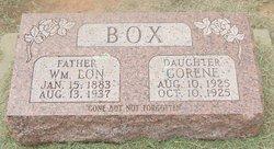 William Lon Box