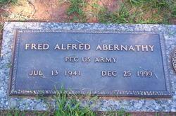 Fred Alfred Abernathy