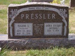 Dora Lucile <i>Method</i> Pressler