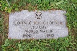 John C Burkholder
