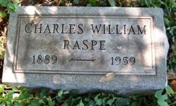 Charles William Raspe