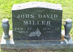 John David J.D. Miller
