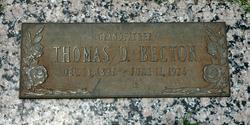 Thomas Darrill Becton