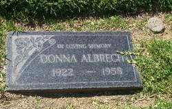 Donna Albrecht