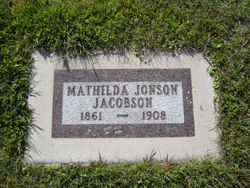 Mathilda <i>Jonson</i> Jacobson