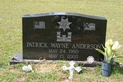 Patrick Wayne Anderson