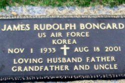 James Rudolph Bongard