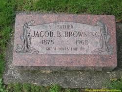 Jacob Bentley Browning