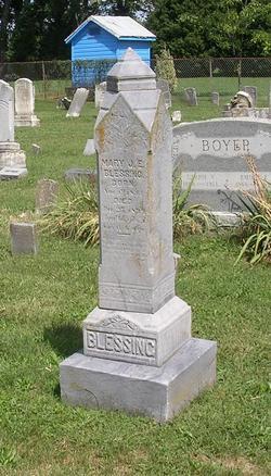 Francis Thomas Blessing